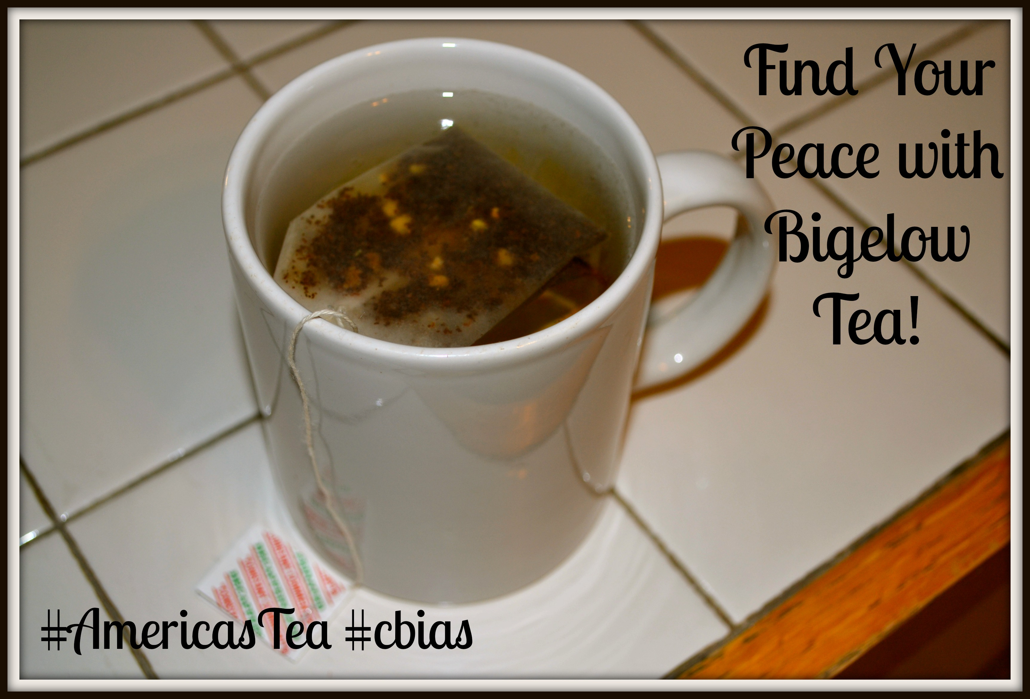 Bigelow Tea ~ Constant Comment