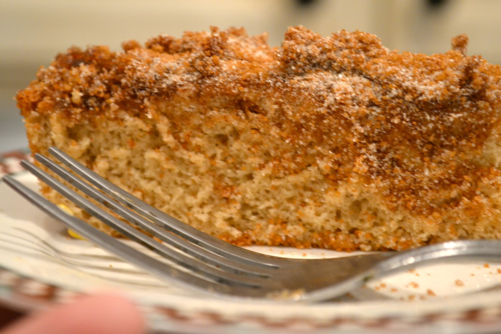 Coffee Cake ~ Mama Luvs Books