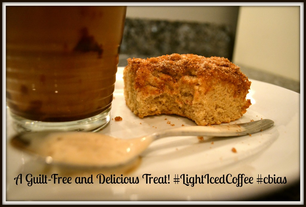 International Delight Iced Coffee Cake
