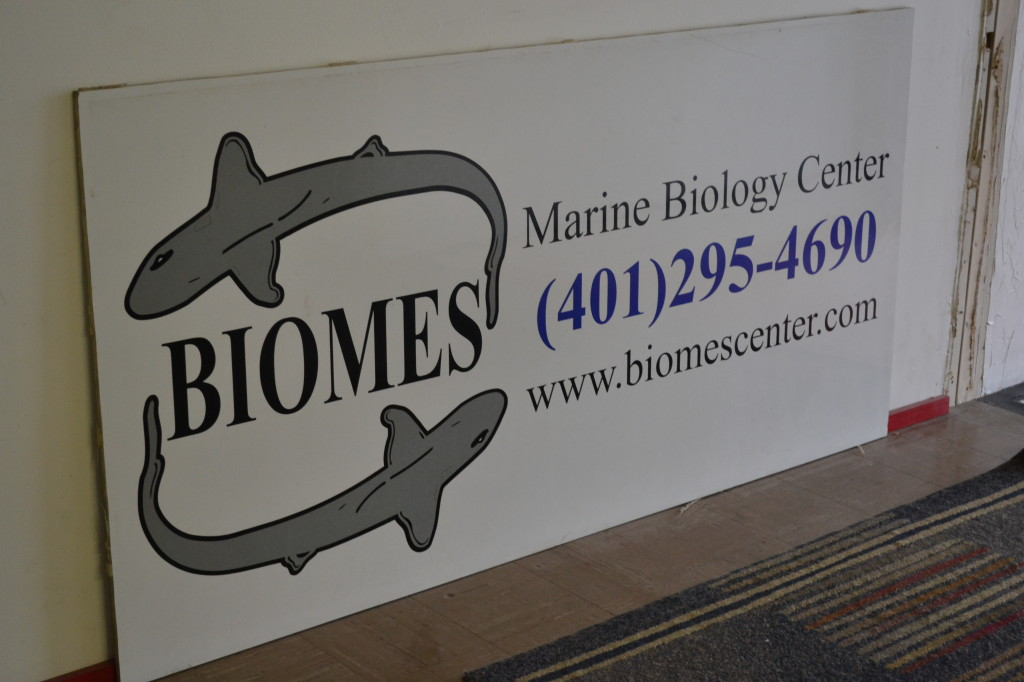 Biomes Marine Biology Center, North Kingstown, Rhode Island
