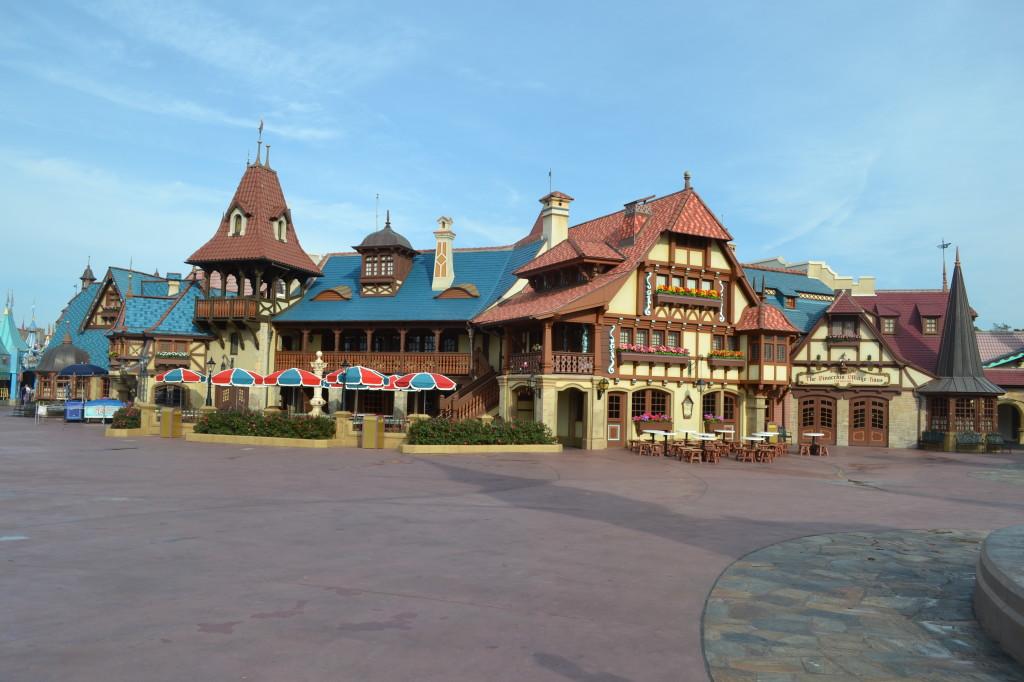 Fantasyland-Disney