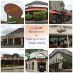 10 Great Restaurants in East Greenwich, RI