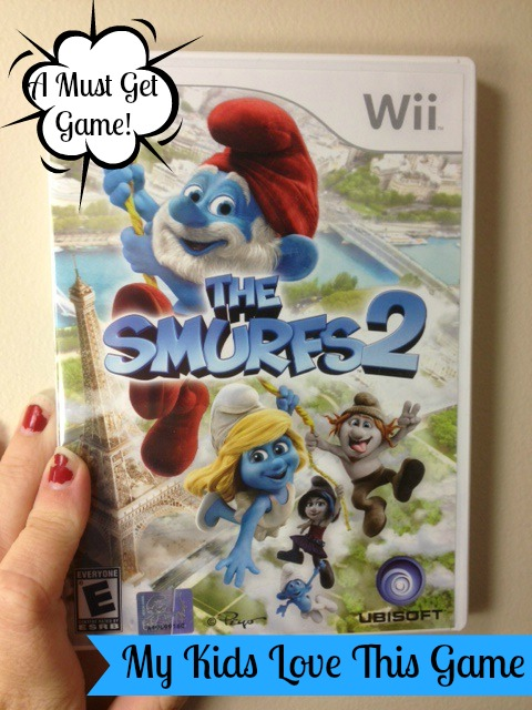The Smurfs 2 Video Game ~ The Kids Will Love It!