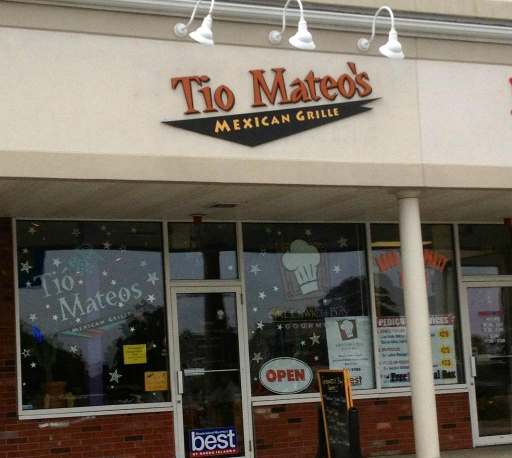 Tio Mateo's