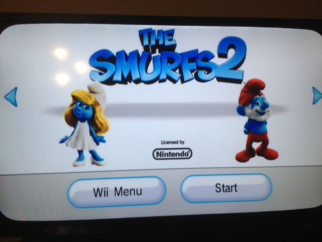 The Smurfs 2 Video Game