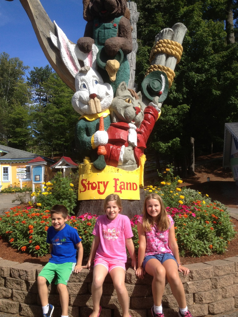 Storyland: A Great Place to Vacation with the Kids