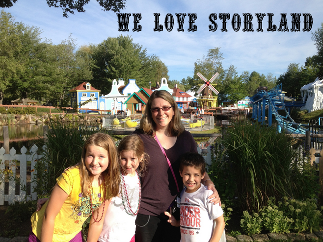 We love Storyland