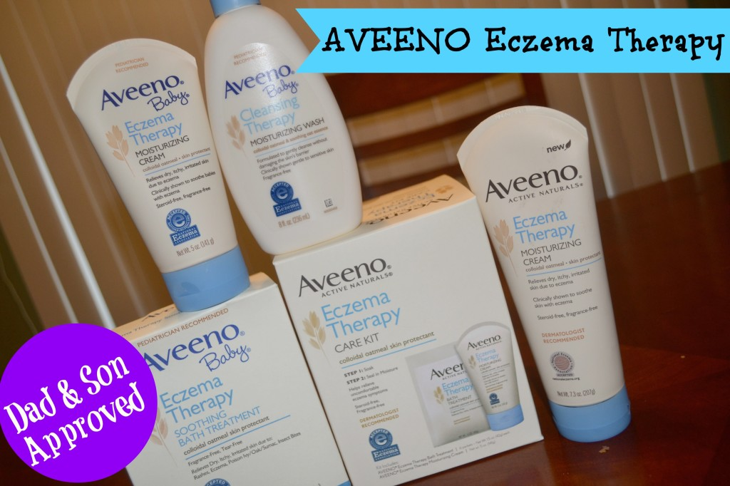 AveenoEczemaTherapy