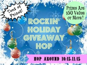 Rockin' Holiday Hop Giveaway