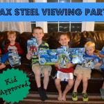 Max Steel Viewing Party