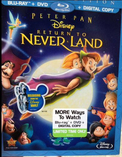 Peter Pan: Return to Neverland