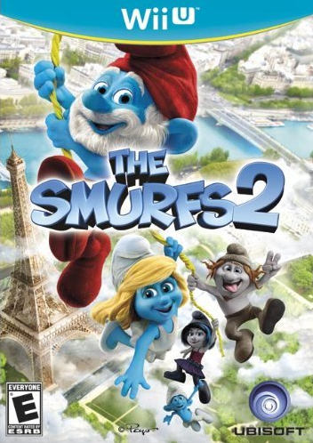The Smurfs 2 Wii U Game