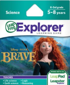 Leap Frog Disney Brave Game