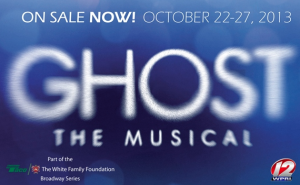 Ghost at PPAC