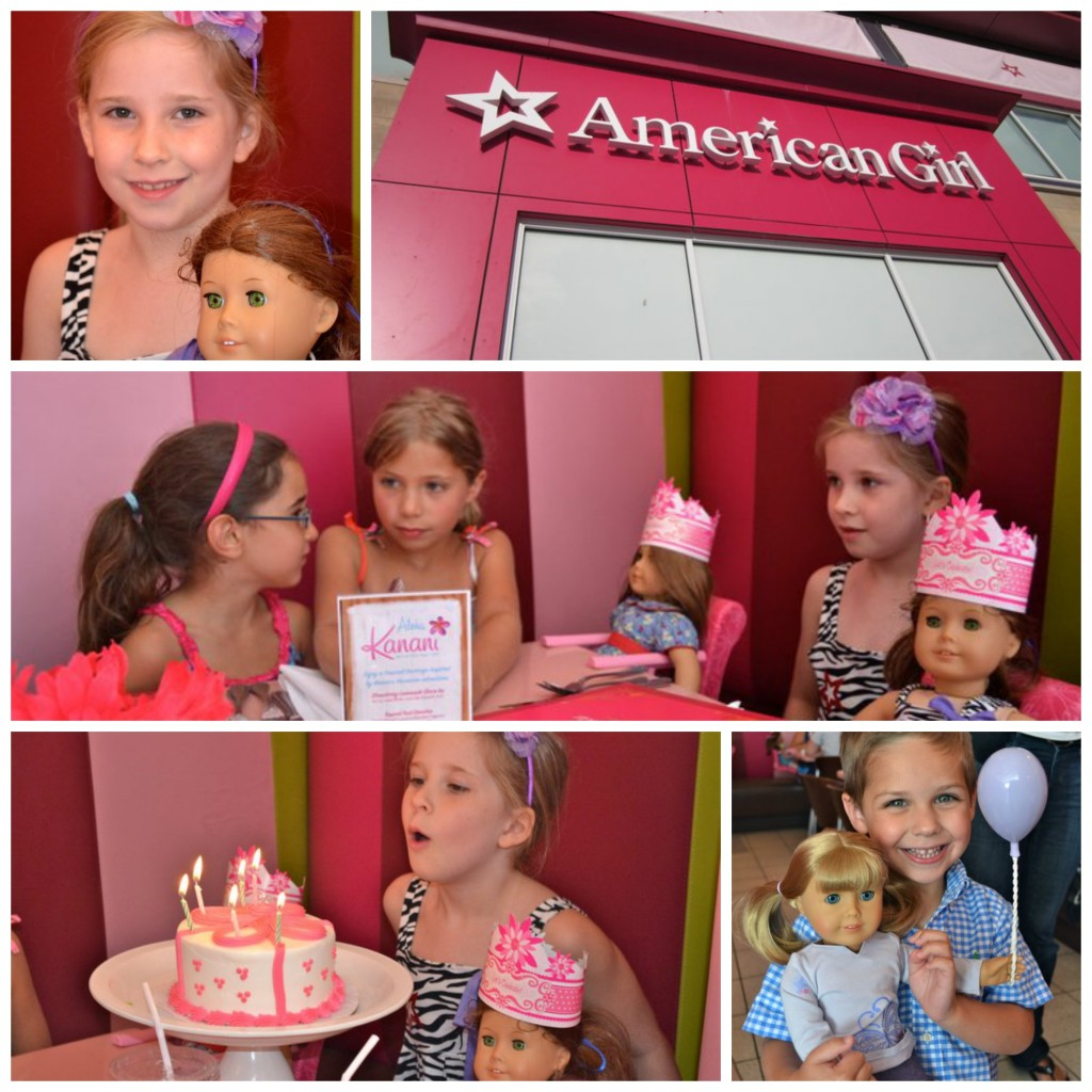 Party at American Girl