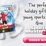 Sports Illustrated Kids for the Perfect Holiday Gift