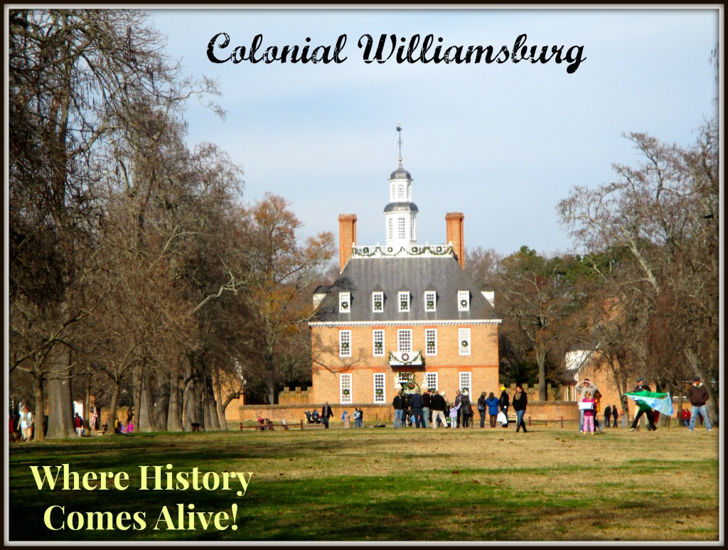Colonial Williamsburg: Where History Comes Alive