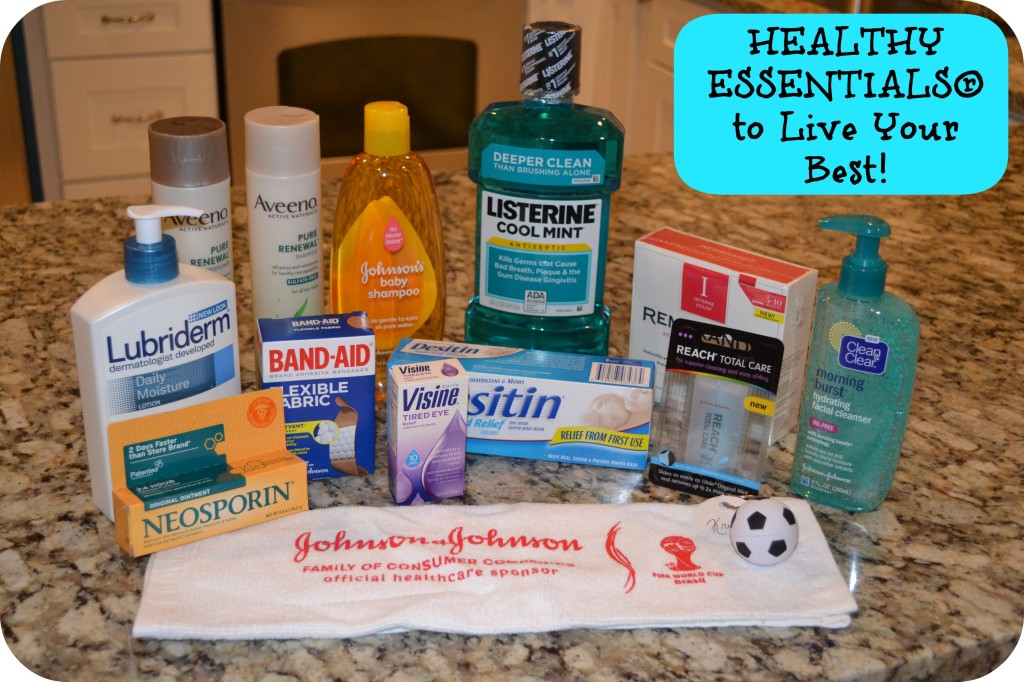 HEALTHY ESSENTIALS to Live Your Best