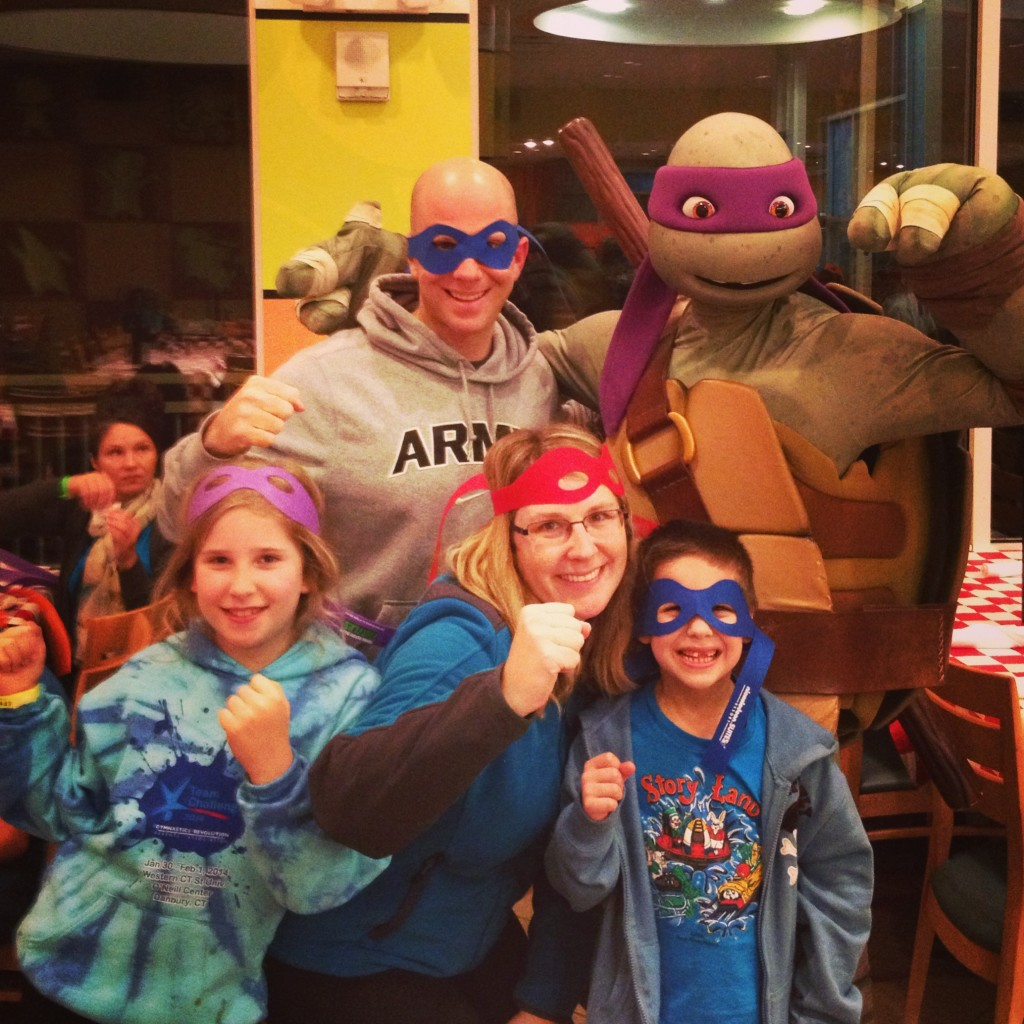 Teenage-Mutant-Ninja-Turtle-Dinner
