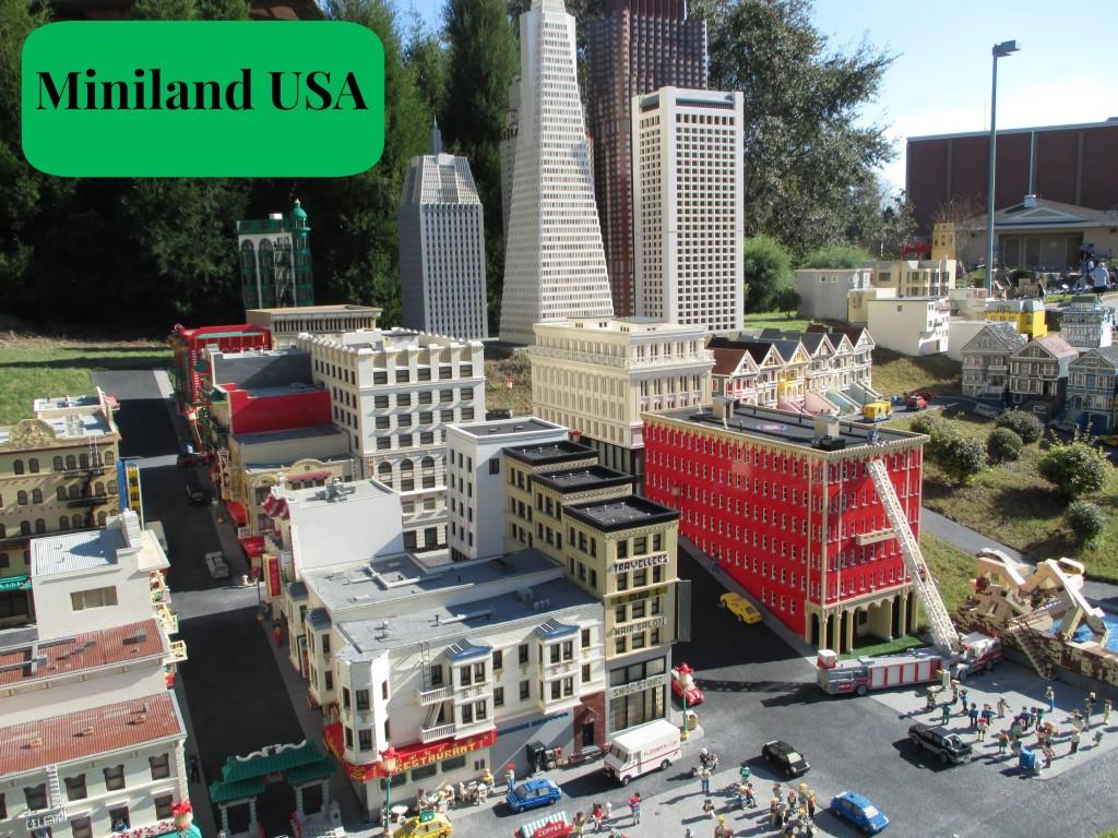 Miniland-USA-LEGOLAND