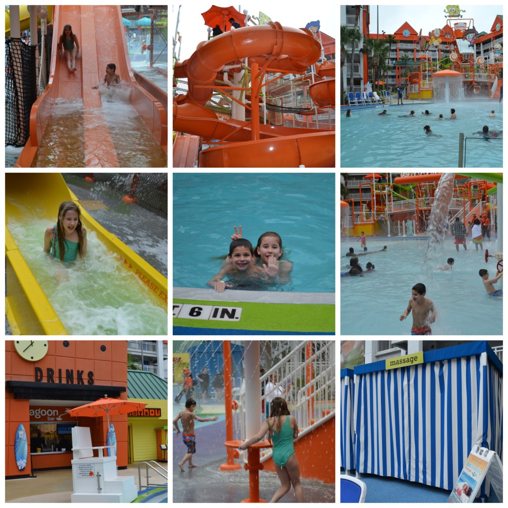 Nickelodeon-Suites-Pool-Area