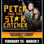 Peter and the Starcatcher at PPAC, RI