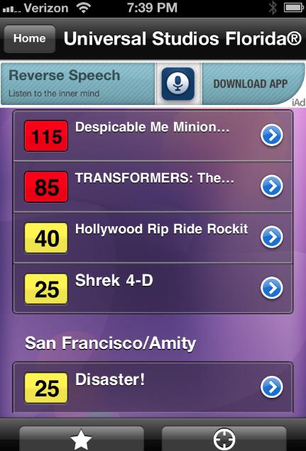 Universal-Studios-Wait-Time-App