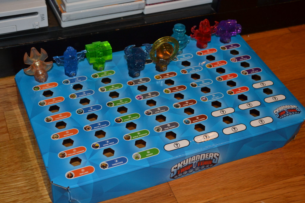 Skylanders Trap Team: Add It to Your List