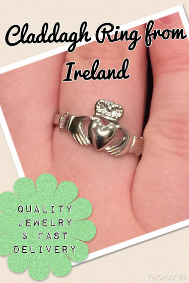 Claddagh Rings from Celtic Wedding Rings