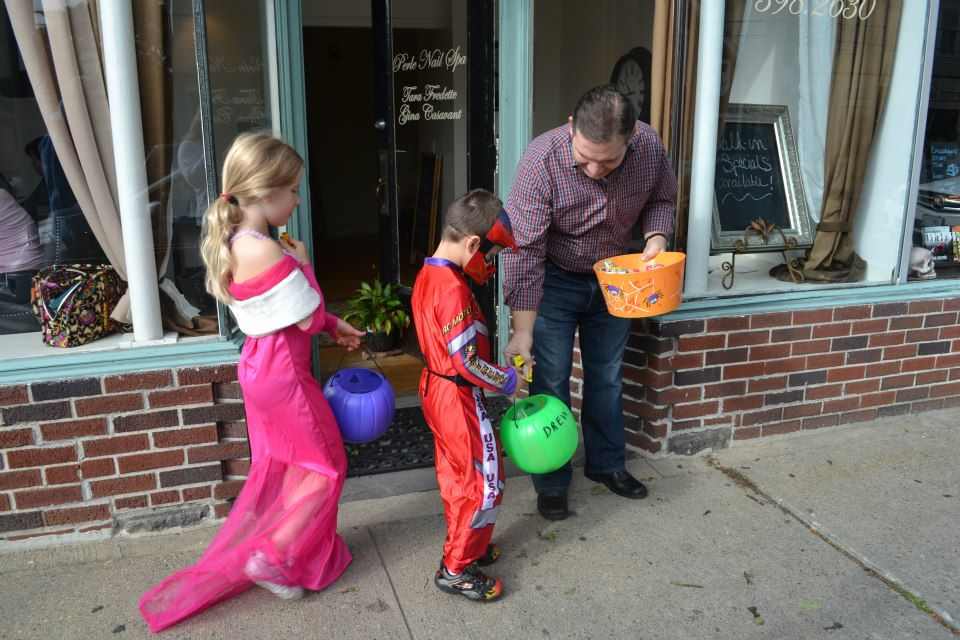 East Greenwich RI Trick-Or-Treating