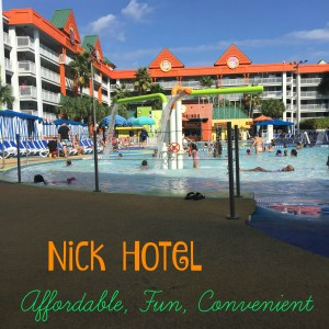 Nick Hotel in Orlando, FL