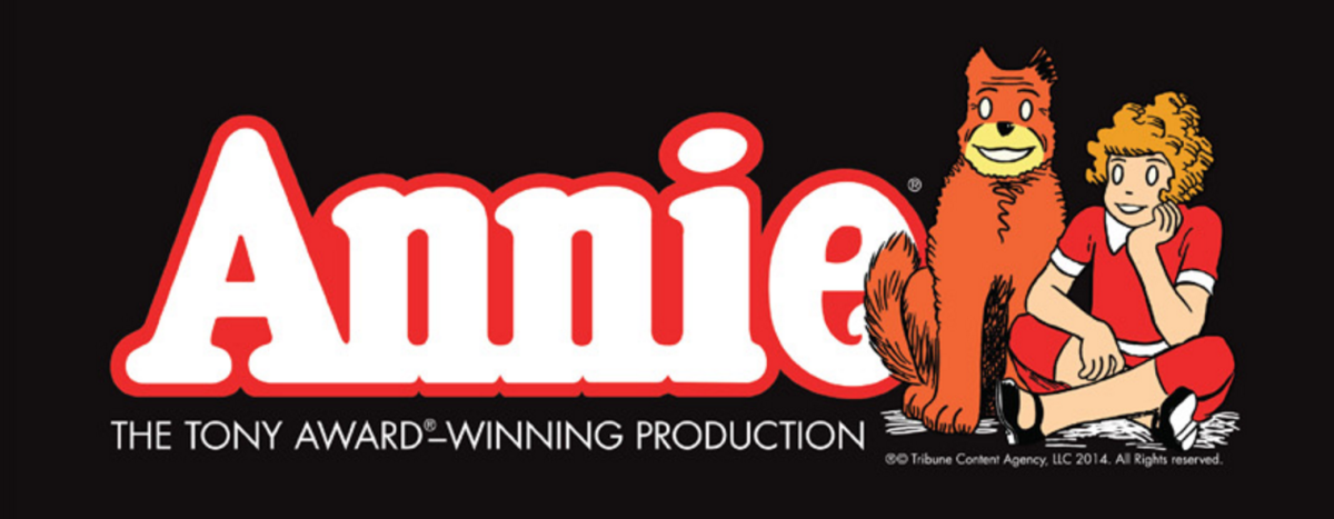 Annie Playing at PPAC in RI this December! {Giveaway}
