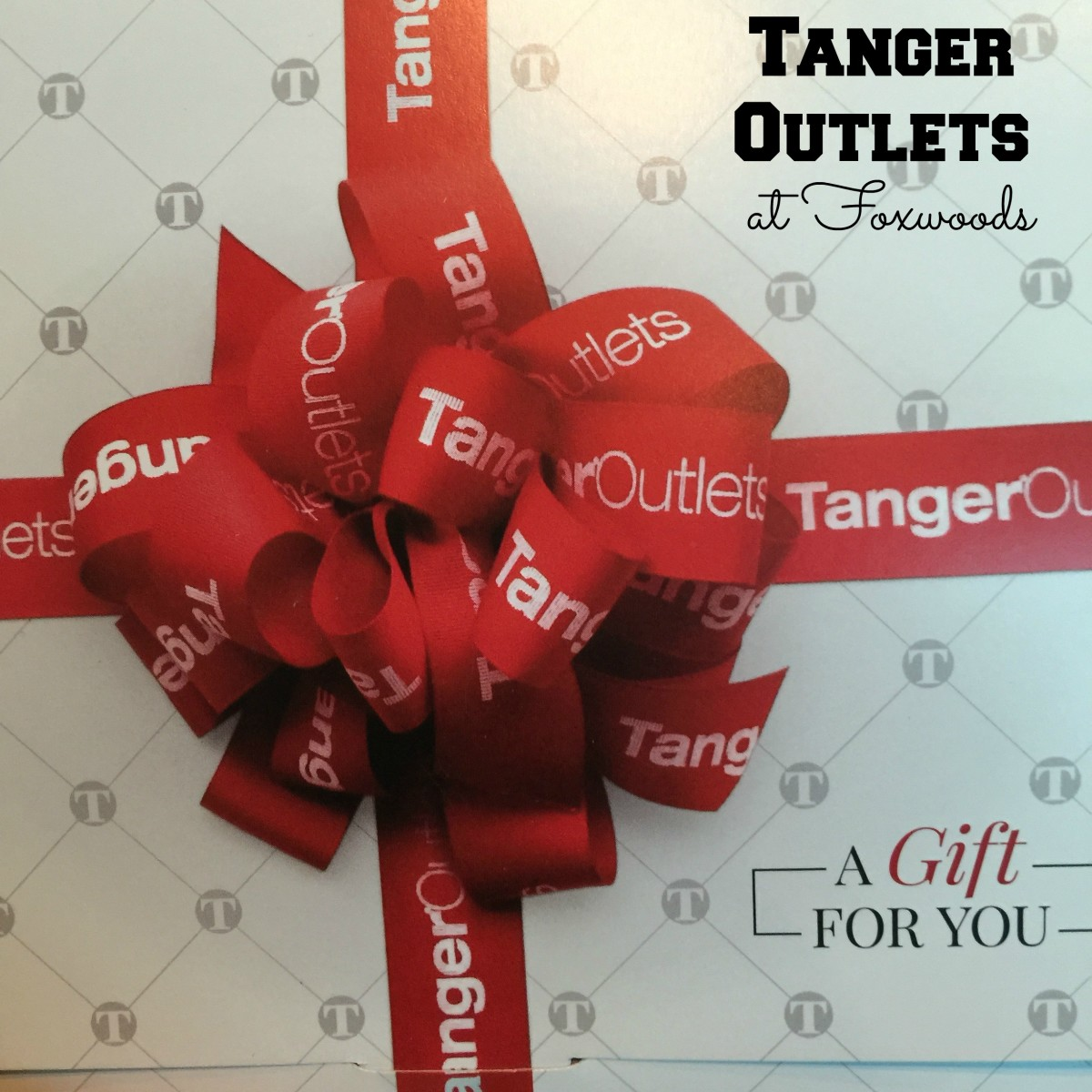 Tanger Outlets at Foxwoods in CT