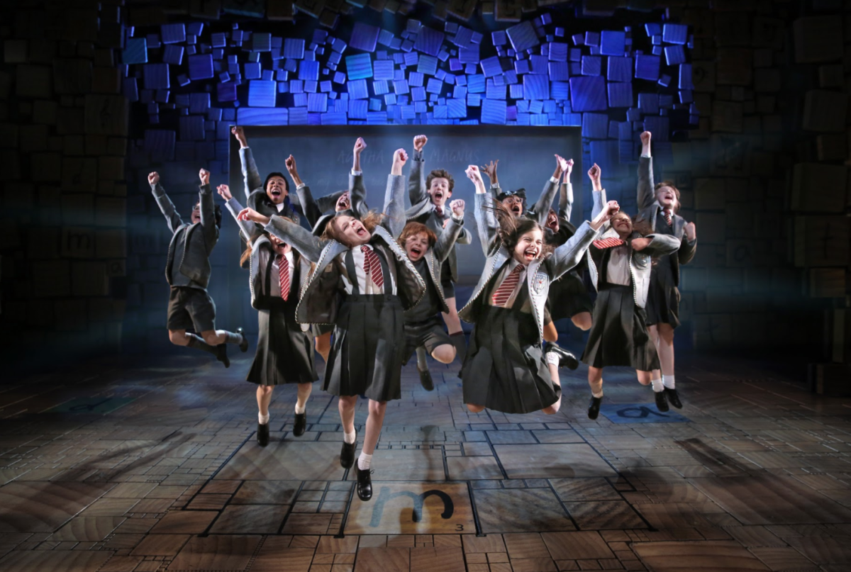Matilda The Musical at PPAC {Ticket Giveaway}