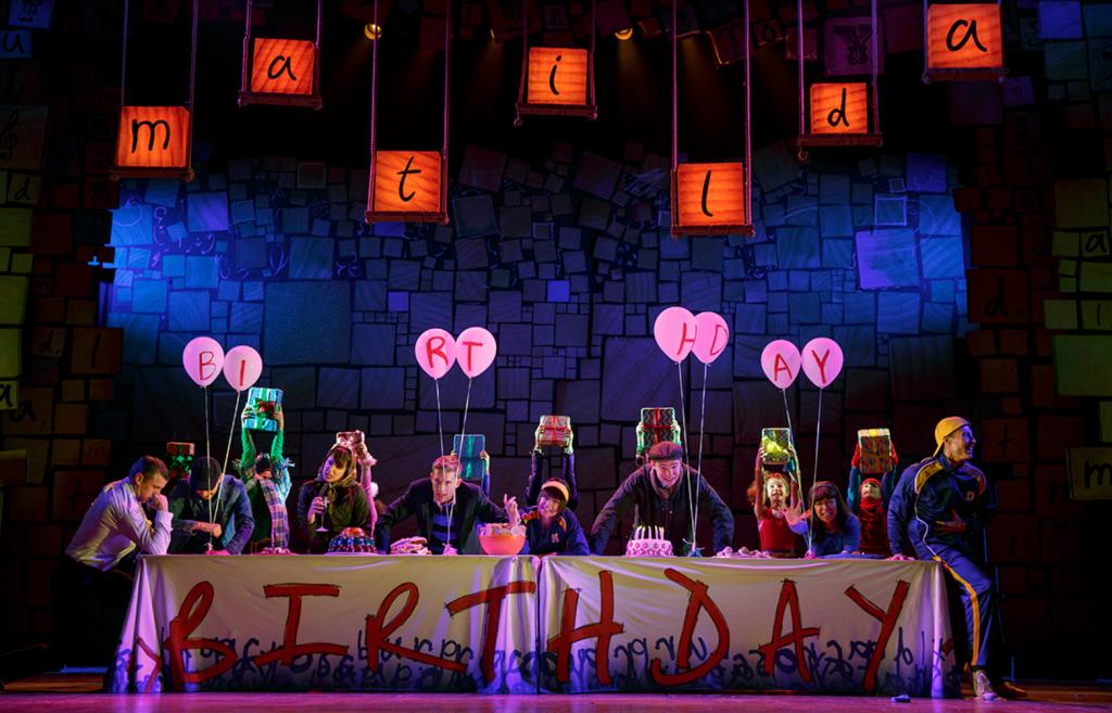 Matilda the Musical at PPAC